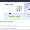 rinnku – Social bookmarking