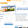 Weebly – Webseiten/Blogs online erstellen