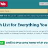 Wunschlisten erstellen leicht gemacht – wantsthis.com