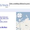 Google City Tours – Stadtrundgänge über Google Maps erstellen lassen