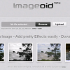 ImageOid – online Bildbearbeitungsprogramm