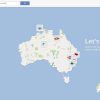 Lego spielen per Google Maps