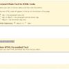 Text online ins HTML Format umwandeln