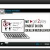 Musikunterricht online per Videokonferenz