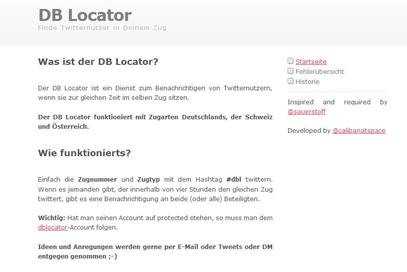 db-locator-mashup