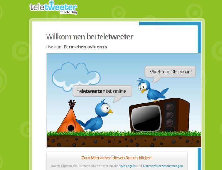 teletweeter-mashup