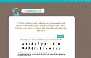 twittonary-mashup