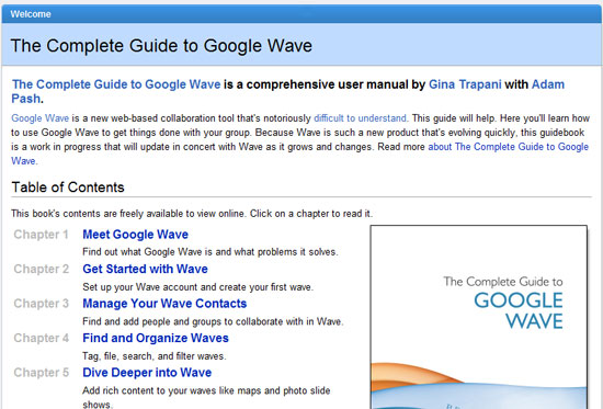 complete-guide-to-google-wave